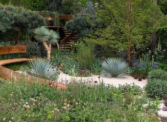 The Winton Beauty of Mathematics Garden
